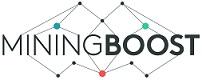 logo mining-boost.com vente de matériel dédié au mining de crypto-monnaies