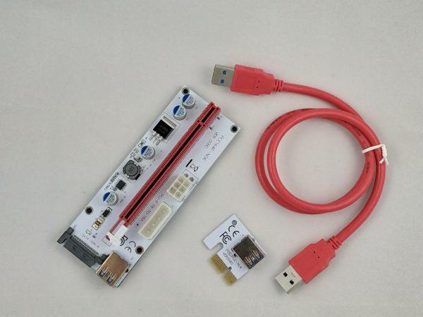 Riser PCI-E Ver 008S